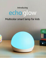 Introducing Echo Glow - multicolor smart lamp for kids - A Certified for Humans