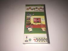 Toontime in the Classroom 3DO Toon Time SEALED BRAND NEW 100% COMPLETE LONG BOX