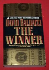 David Baldacci , The Winner , Warner Books , TB , 1998 , USA