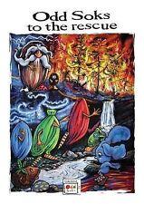 Odd Soks to the Rescue: The Lakeland Odd Soks, Critchley, Steve, Very Good Book