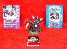 Dark Spyro Skylanders spyros Adventure, Skylander personaje, magia elemento, nuevo sin