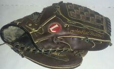 "Louisville Slugger PPS 11"" Baseball Softball Glove PP350 Brown Steerhide Leather"