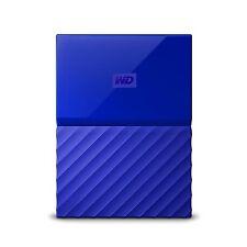 """WD My Passport 1TB 2,5"""" USB 3.0 (WDBYNN0010BBL) externe Festplatte Blau"""
