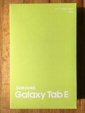Samsung Galaxy Tab E SM-T560 16GB, Wi-Fi, 9.6in Tablet...