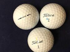 24 Titleist AVX 4A(AAAA) Golf Balls.Free shipping US