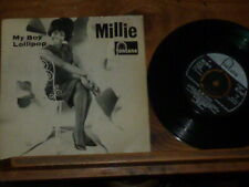 1964 Millie My Boy Lollipop Fontana EP in Pic Sleeve Ernest Ranglin Ska Classic