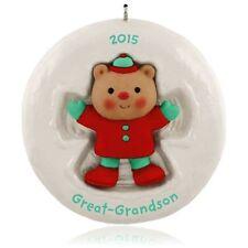 Hallmark Ornament 2015 Great-Grandson