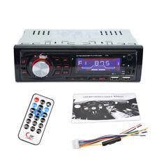 Universal Car Stereo Bluetooth Player CAR MP3 Dual USB SD Card FM Radio AUX 12V