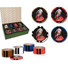 Texas Hold 'Em 60 pc Poker Chip Set!
