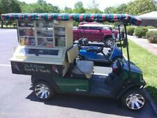 2013 Cushman Refresher 1200 Golf Cart