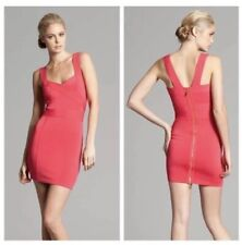 Xs GUESS BY  MARCIANO BANDAGE PINK DRESS