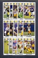 2008 Topps Green Bay Packers TEAM SET Brett Favre