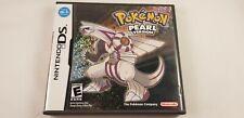 ♕* Nintendo DS * Pokemon Pearl version * VERY RARE * NTSC *