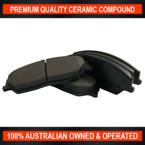 Premium Ceramic Front Brake Pad for Toyota Aurion GSV40 GSV50 Camry ACV40 ASV50