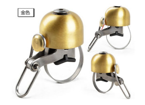 RockBros Vintage Bicycle Cycling Ring Classic Cycling Bell Bike Retro Bell .