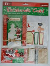D.I.Y. Christmas Cards Kit