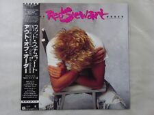 Rod Stewart Out Of Order Warner Bros. P-13640 Japan  VINYL LP OBI