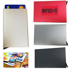 Credit Card Holder Aluminium Protection Rfid Cards Documents 3283