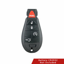 Uncut Keyless Remote Key Fob for Dodge Grand Caravan for M3N5WY783X 5 Buttons