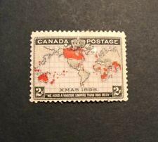 Canada stamp Scott #85 MH