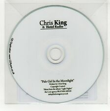 (GG271) Chris King & Hotel Radio, Pale Girl In The Moonlight - 2014 DJ CD