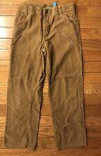 Greendog Cordory  Pants Boys Caramel 7X Children
