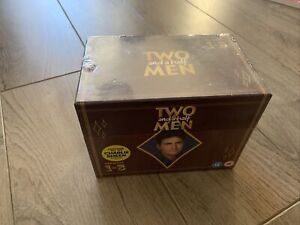 Two And A Half Men - Series 1-8 - Complete - English (DVD, 2011, 28-Disc Set,...