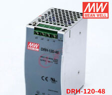 1pc New MEAN WELL Rail Switching Power Supply DRH-120-48 (48V 2.5A )