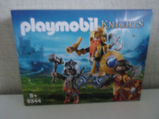 PLAYMOBIL 9344 Knights Zwergenkönig D