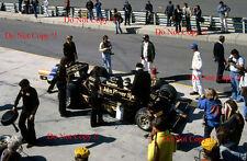 Mario Andretti JPS Lotus 79 USA Grand Prix 1978 Photograph 2
