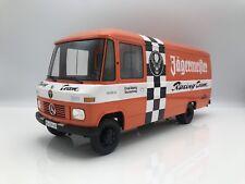 "Mercedes L 408 "" Jägermeister "" Kastenwagen 1972 1:18 Premium ClassiXXs  *NEW*"