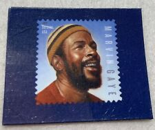 Marvin Gaye Stamp Magnet From U.S. Post Office Advertisement