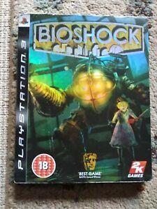 BioShock (Sony PlayStation 3, 2008) - European Version