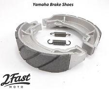 Water Grooved Brake Shoe Shoes Yamaha YFM80 Badger YFM 80 ATV 4 Wheeler Off Road