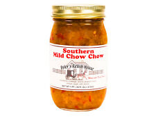 Southern Mild Chow Chow - Byler's Relish House - Two 16oz Jar