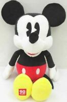 Peluche Topolino originale 90° anniversario Walt Disney ufficiale retrò 30 cm