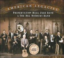 Preservation Hall Jazz Band : American Legacies CD