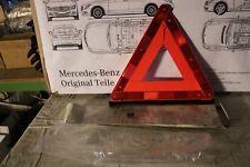 Original Mercedes W209 CLK W203 W211 E-Klasse - Warndreieck 2118900179 NEU NOS