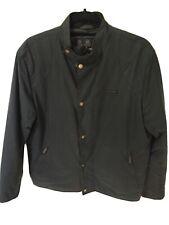 Barbour International Ducal Wax Jacket Medium - Sage - Excellent Condition