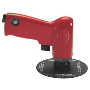 CHICAGO PNEUMATIC CP9778 Air Disc Sander,Industrial,0.5 HP,5 In.