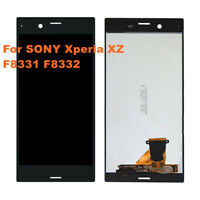 Black For Sony Xperia XZ F8331 F8332 LCD Display Touch Screen Digitizer