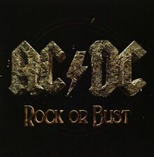 AC/DC Single Vinyl Records