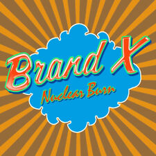 BRAND X NUCLEAR BURN CD NEU BOX SET