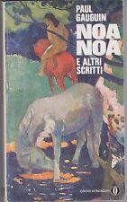 Gauguin, Noa-Noa e altri scritti, Mondadori, Duilio Morosini, Scheiwiller, 1972