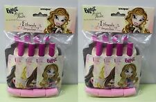 16 BRATZ BLOWOUTS Birthday Party Supplies Girls Dolls Fashion Pixiez MGA NEW