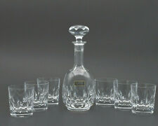 Sevres Crystal Service Whisky French Crystal Factory