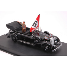 Rio Mercedes 770k Adolf Hitler in Nuremberg Parade 1938 1 43
