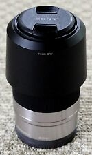 Sony 55-210 mm f/4.5-6.3 e Mount Zoom Telephoto Lens for Sony NEX Cameras
