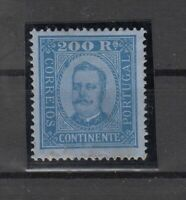 BN6714/ PORTUGAL – 76a MINT MH – CV 280 $
