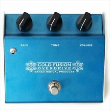 Used BANZAI EFFECTOR COLD FUSION OVERDRIVE CF-2 from JAPAN F/S
